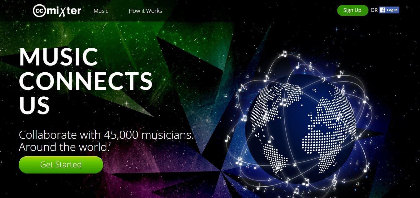 ccMixter musica gratis