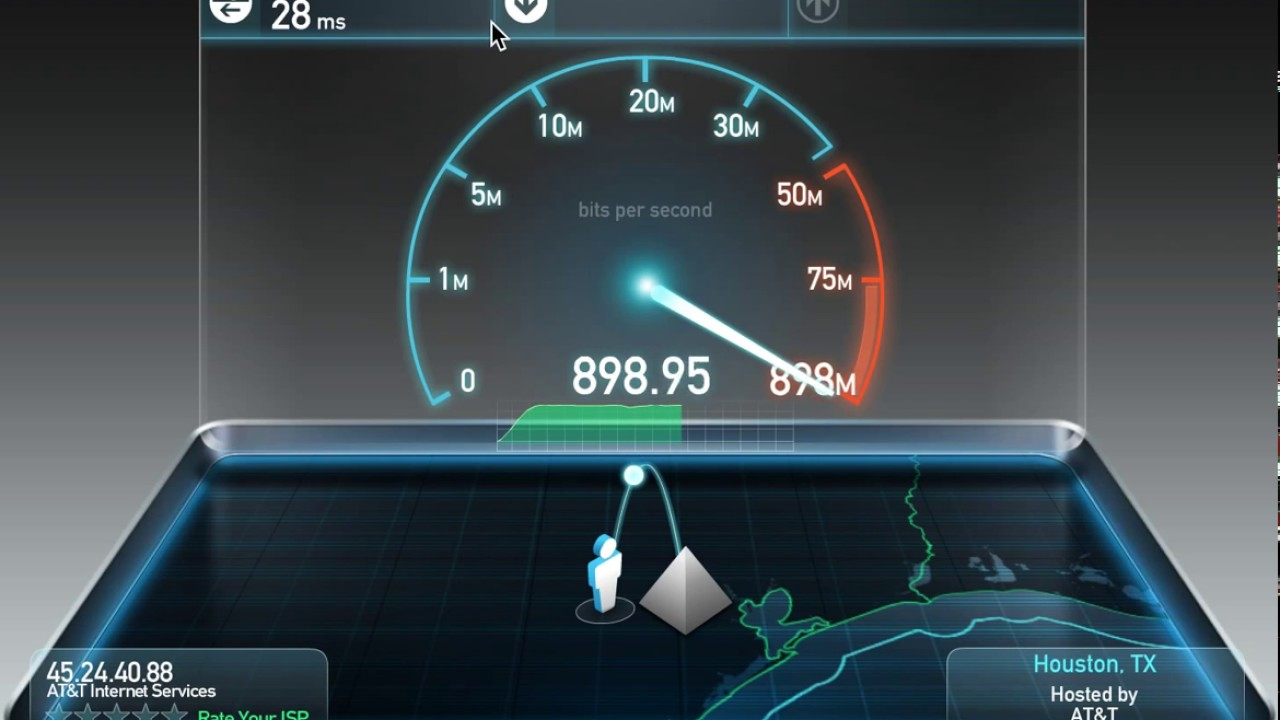 test velocità adsl internet